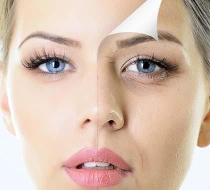 درمان چین و چروک صورت با روغن کنجد